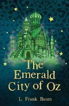 Paperback The Emerald City of Oz Illustrated Book