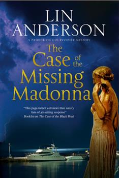 The Case of the Missing Madonna - Book #2 of the Patrick de Courvoisier Mystery
