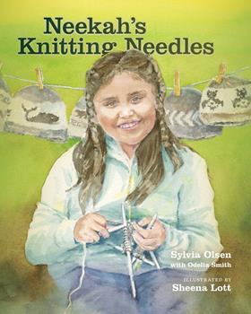 Neekah's Knitting Needles 1550392557 Book Cover