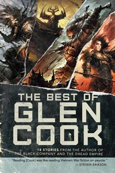 The Best of Glen Cook - Book  of the Chronicles of the Black Company #diffirent short stories