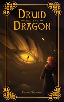 The Druid and the Dragon 1989724035 Book Cover