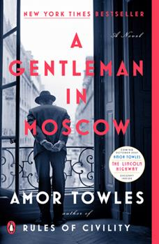 Paperback A Gentleman in Moscow Book