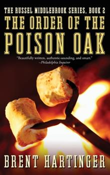 The Order of the Poison Oak 0060567309 Book Cover