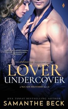 Paperback Lover Undercover Book