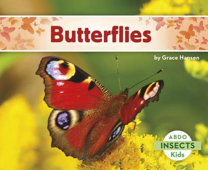 Butterflies - Book  of the Insects