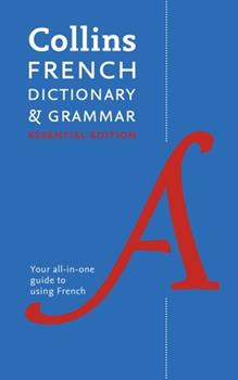 Paperback Collins French Dictionary & Grammar [French] Book