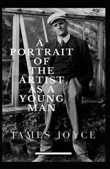 Paperback A Portrait of the Artist as a Young Man Annotated Book