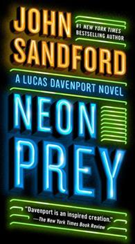 Neon Prey - Book #29 of the Lucas Davenport