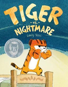 Hardcover Tiger vs. Nightmare Book