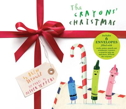 The Crayons' Christmas - Book  of the Crayons