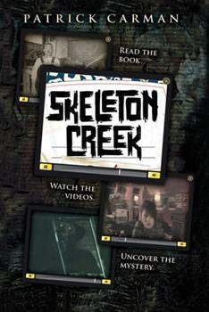Skeleton Creek 0545075661 Book Cover
