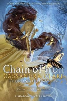 Chain of Iron - Book  of the Shadowhunter Chronicles