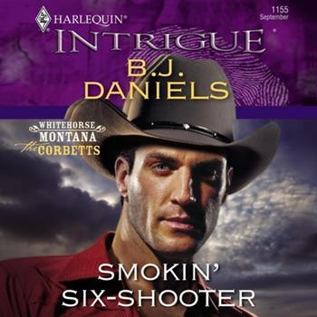 Audio CD Smokin' Six-Shooter Book