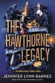 Hardcover The Hawthorne Legacy Book