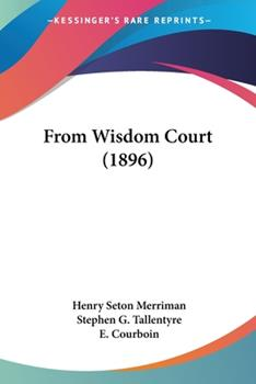 Paperback From Wisdom Court Book