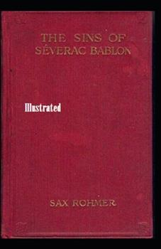 Paperback The Sins of Séverac Bablon Illustrated Book