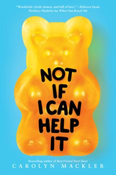 Not If I Can Help It 0545709482 Book Cover