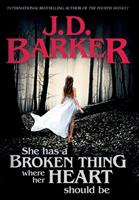 She Has A Broken Thing Where Her Heart Should Be 1734210419 Book Cover