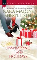 Unwrapping The Holidays: Hot Coded Christmas / Be Mine For Christmas 0373864736 Book Cover