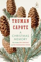 A Christmas Memory 0679602372 Book Cover