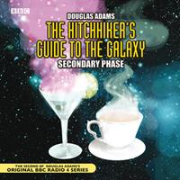 The Hitchhiker's Guide to the Galaxy: The Secondary Phase 056347789X Book Cover
