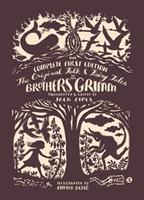 The Original Folk and Fairy Tales of the Brothers Grimm 0691173222 Book Cover