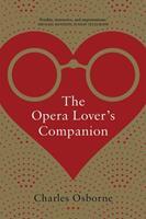 The Opera Lover's Companion 0300123736 Book Cover