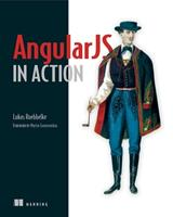AngularJS in Action 1617291331 Book Cover
