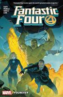 Fantastic Four, Vol. 1: Fourever 1302913492 Book Cover