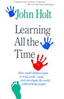 Learning All the Time 0201550911 Book Cover