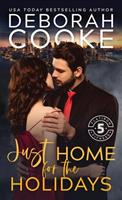 Just Home for the Holidays 1989367879 Book Cover