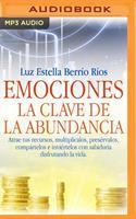 Emociones, la clave de la abundancia: Atrae tus recursos, multiplícalos, presérvalos, compártelos e inviértelos con sabiduría disfrutando la vida. 1713638002 Book Cover