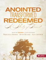 Anointed Transformed Redeemed (A Study of David) 141586585X Book Cover