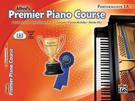 Premier Piano Course Performance 1a (Premier Piano Course) 0739032232 Book Cover