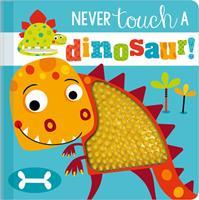Cuidado com o dinossauro! 1785989456 Book Cover