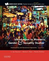 Introduction to Women's, Gender and Sexuality Studies: Interdisciplinary and Intersectional Approaches 0190084871 Book Cover