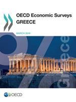 OECD Economic Surveys: Greece 2016 9264251006 Book Cover