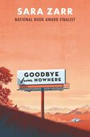 Goodbye from Nowhere 0062434683 Book Cover