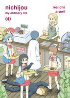 Nichijou, Vol. 4 1942993331 Book Cover
