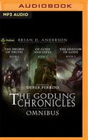 The Godling Chronicles Omnibus: Books 1-3 171363032X Book Cover