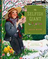 Oscar Wilde's (1888) Fairy Tale - The Selfish Giant 0590444603 Book Cover