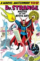 Mighty Marvel Masterworks: Doctor Strange Vol. 1: The World Beyond 1302934384 Book Cover
