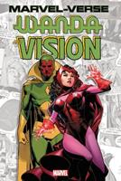Marvel-Verse: Vision and Scarlet Witch 1302927345 Book Cover