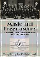 Music and freemasonry 0646813986 Book Cover