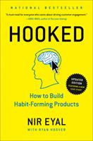 Hooked: How to Build Habit-Forming Products 1591847788 Book Cover
