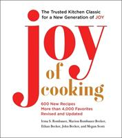 The Joy of Cooking Book Cover
