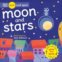 Turn and Learn: The Moon and Stars 0744039495 Book Cover