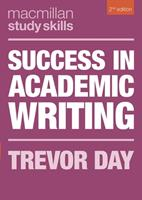 Success in Academic Writing 1352002043 Book Cover
