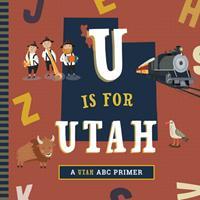 U Is for Utah 1641705744 Book Cover