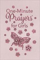 One-Minute Prayers® for Girls 073697346X Book Cover